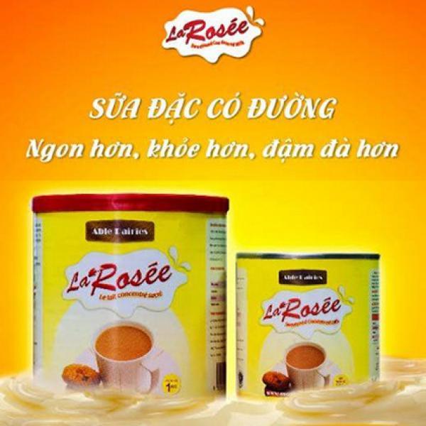 Sữa Malaysia có đường Larosee