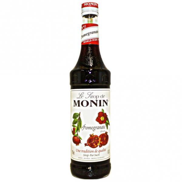 Syrup Monin Lựu (Grenadine) – 70cl