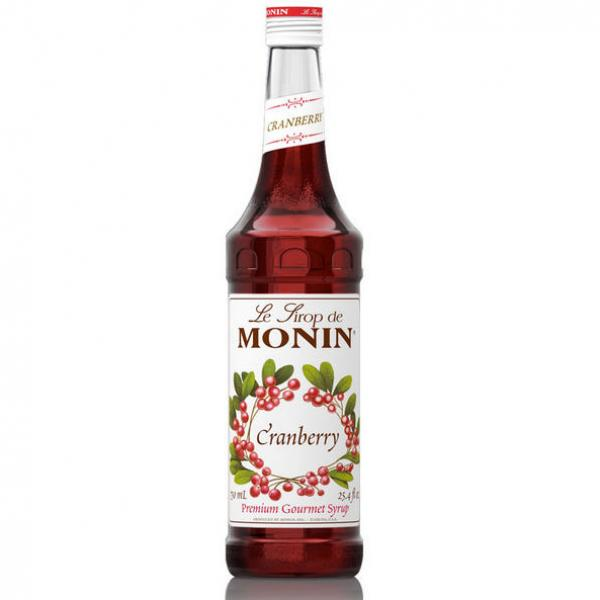 Syrup Monin Việt Quất (Blueberry) - 70CL