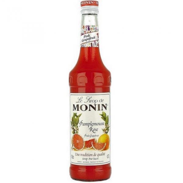 Syrup Monin Bưởi Hồng (Pink Grapefruit) 70CL