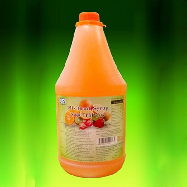 Syrup Trái Cây Tổng Hợp GTP 2.5kg