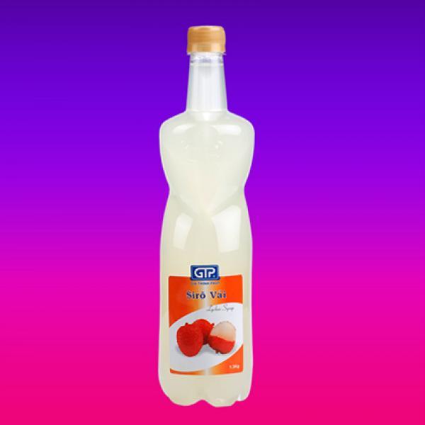Syrup Vải GTP 1.3Kg