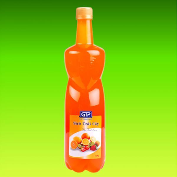 Syrup Trái Cây Tổng Hợp GTP 1.3Kg