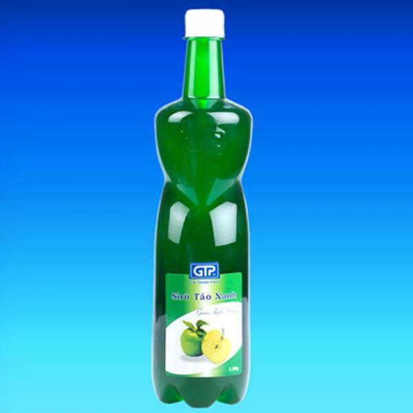 Syrup Táo Xanh GTP 1.3Kg
