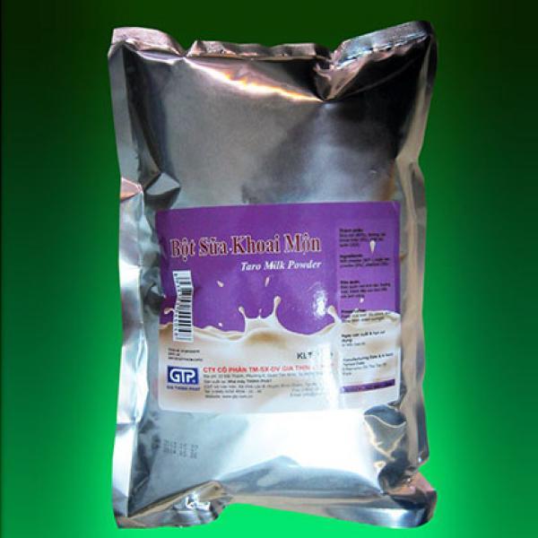 Bột Sữa Khoai Môn GTP Cao Cấp