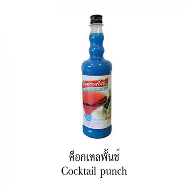 Siro Trái cây (Squash Fruit Cooktail) - DING FONG
