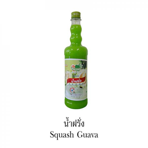 Siro Ổi (Squash Guava) - DING FONG
