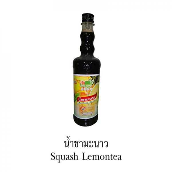 Siro Trà Chanh (Squash Lemon tea) - DING FONG