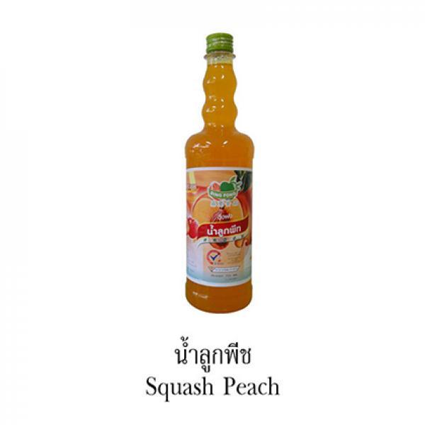 Siro Đào (Squash Peach) - DING FONG
