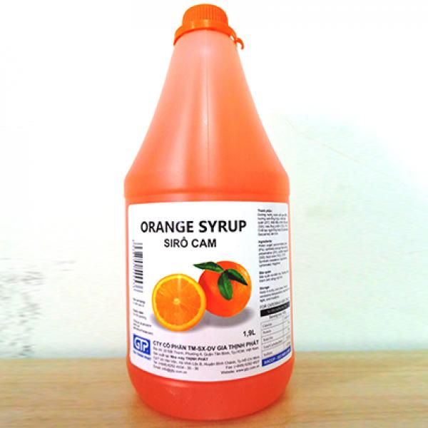 Syrup Cam GTP 2.5Kg