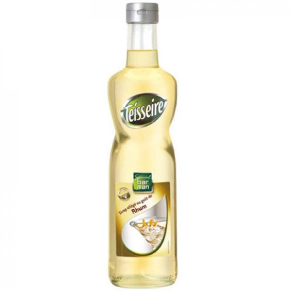 Syrup Teisseire Rượu Rhum 70cl