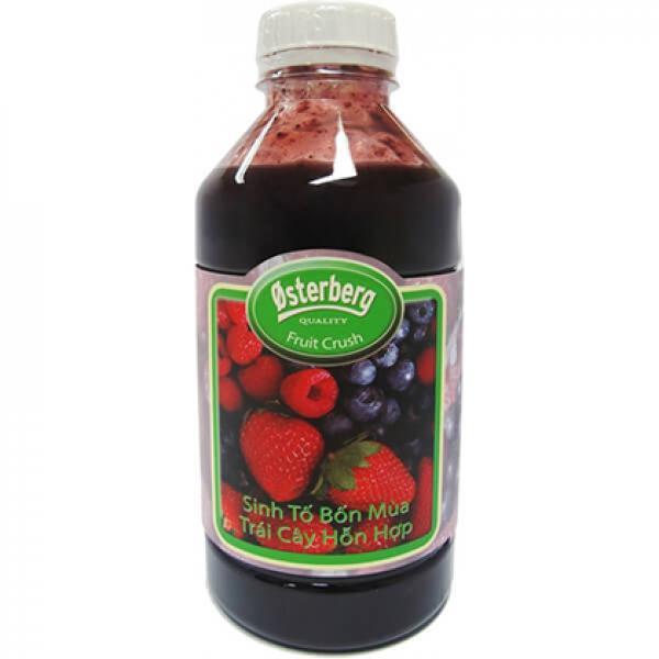 Sinh tố Osterberg trái cây hỗn hợp – 1L