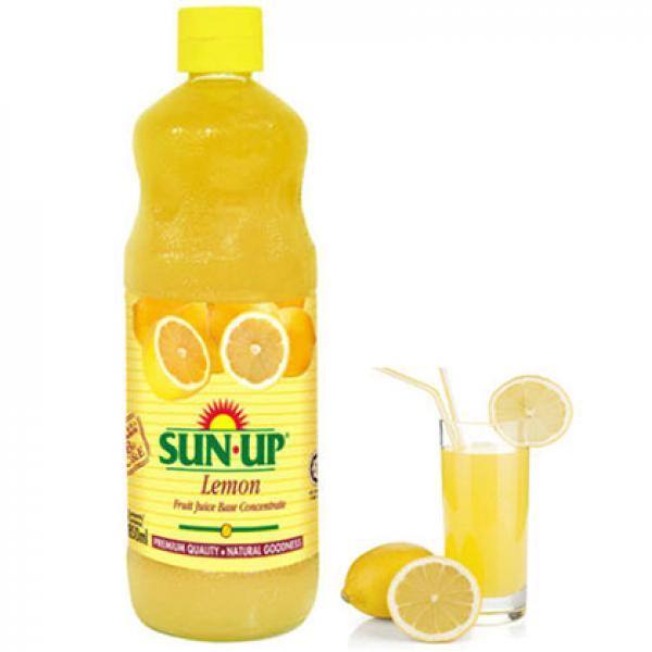 Syrup Chanh Vàng - Sun Up 850ml