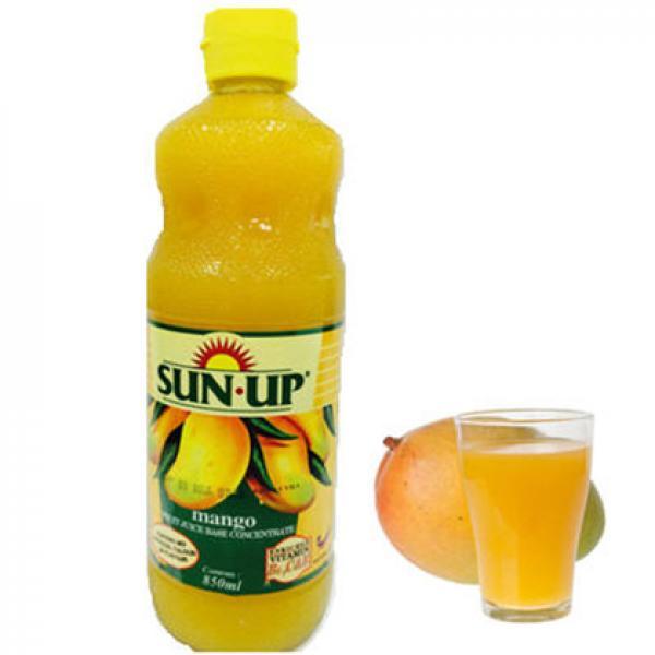 Syrup Xoài Đậm - Sun Up 850ml