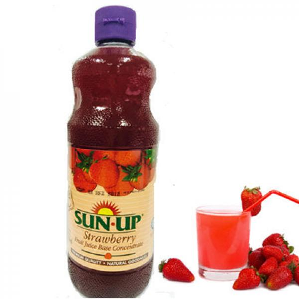Syrup Dâu tây - Sun Up 850ml