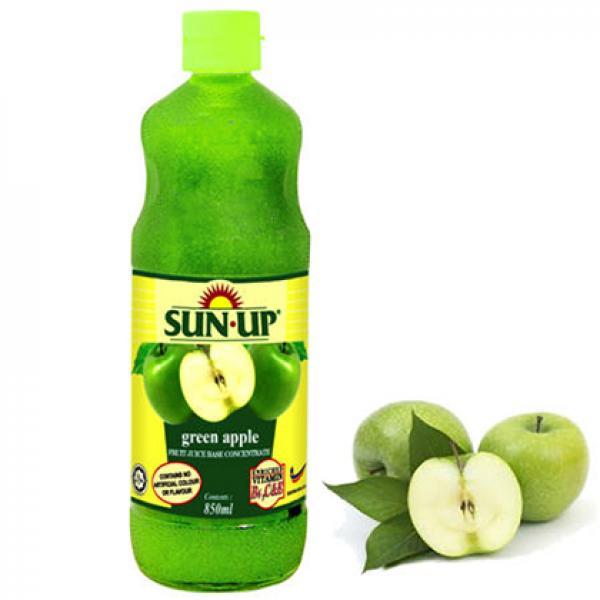 Syrup Táo xanh - Sun Up 850ml