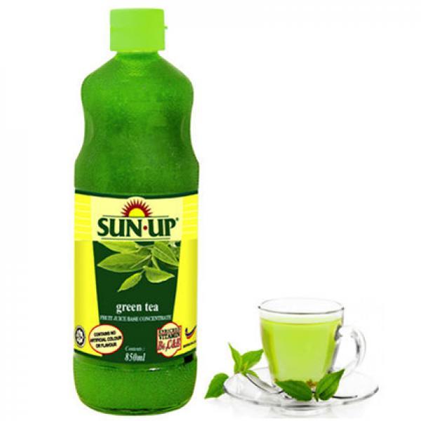 Syrup Trà xanh - Sun Up 850ml