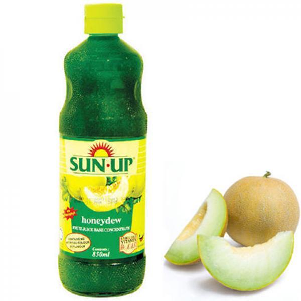 Syrup Dưa lưới - Sun Up 850ml
