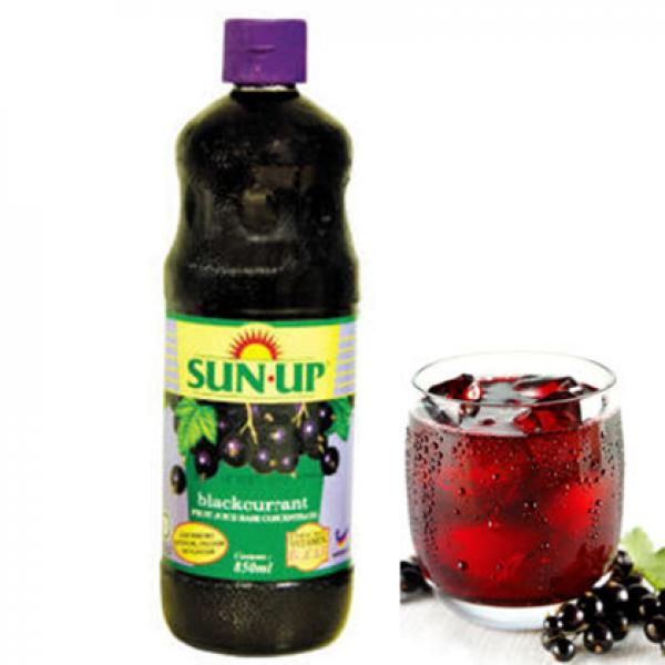 Syrup Nho đen - Sun Up 850ml