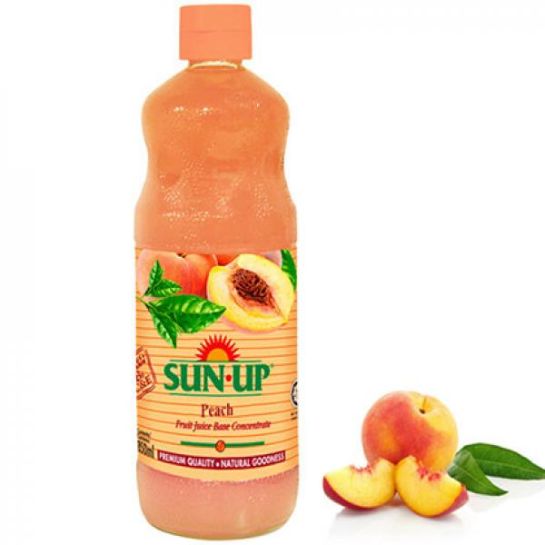 Syrup Đào - Sun Up 850ml
