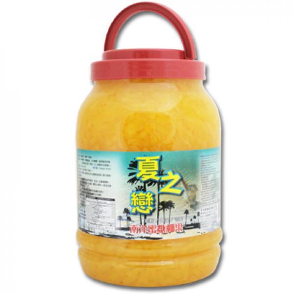 Thạch Dừa Chanh Dây Đài Loan – 4kg