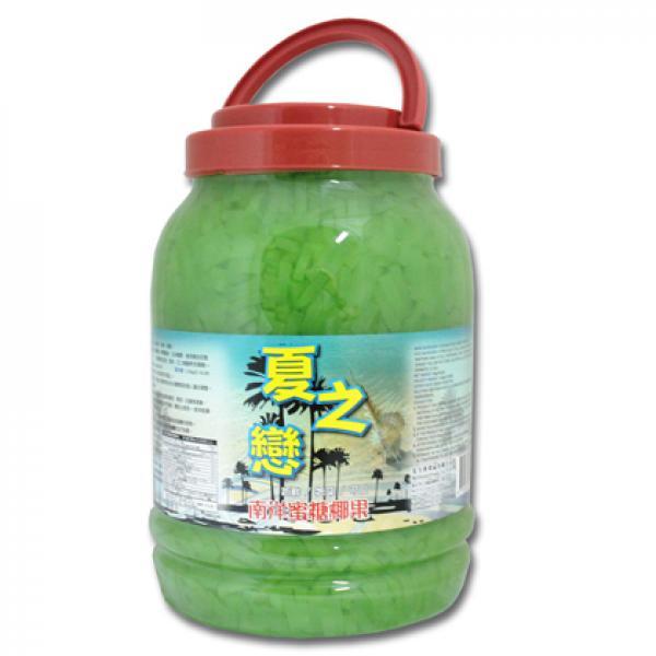 THẠCH DỪA TÁO XANH Đài Loan - 4kg