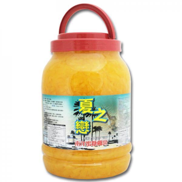Thạch Dừa Đào Đài Loan – 4kg