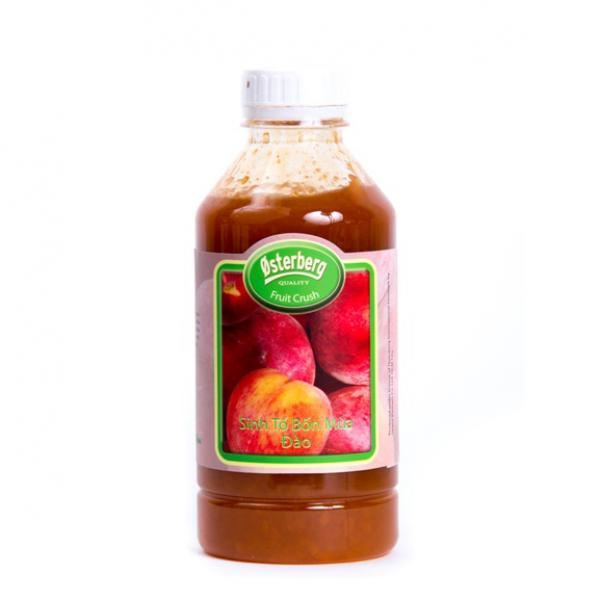 Sinh tố Osterberg đào Peach – 1L