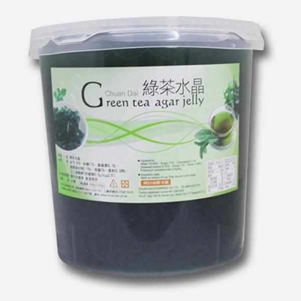 Agar trà xanh - 3.2 kg