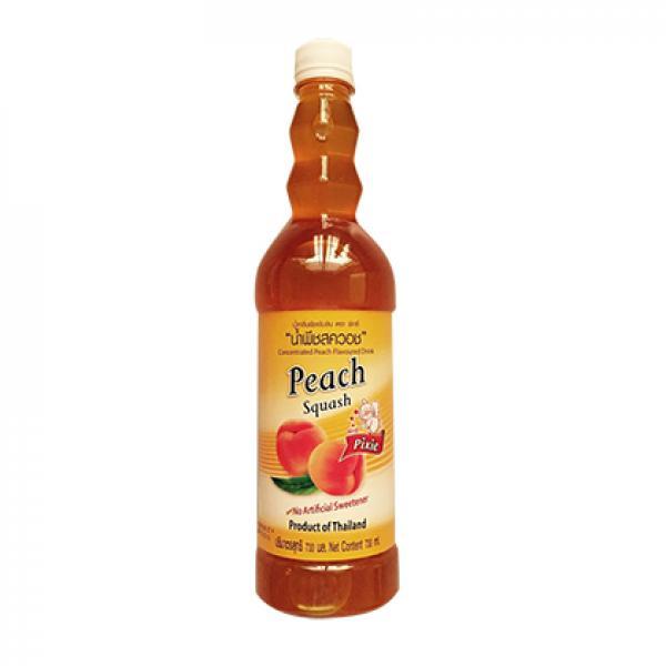 Syrup Thái Lan Pixie Đào 730ml