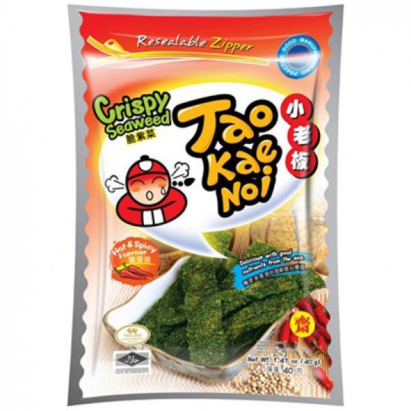 Rông Biển Crispy Seaweed 20g