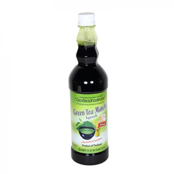 Syrup Thái Lan Pixie Trà Xanh 730ml