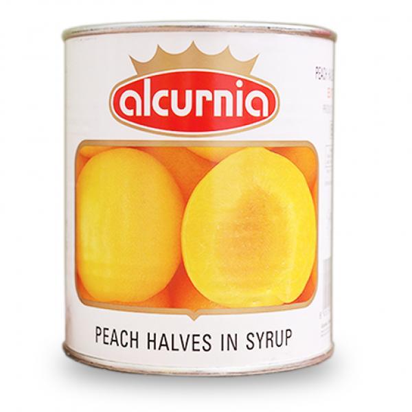 Đào Ngâm Alcurnia 850gr