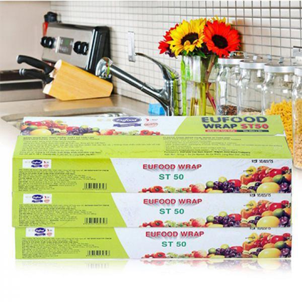 Màng Bọc Eufood Wrap ST50 - 30cm x 20m