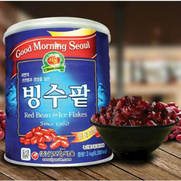 Đậu Đỏ Hàn Quốc – 3kg