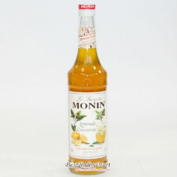 Syrup Monin Chanh Vàng 70CL