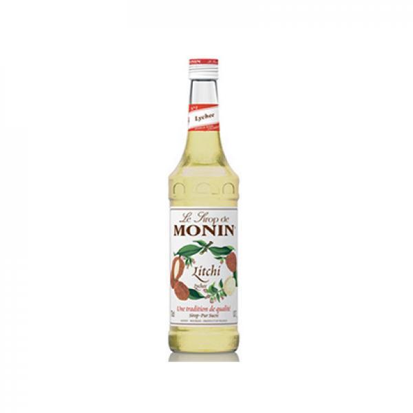 Syrup Monin Vải – 70cl