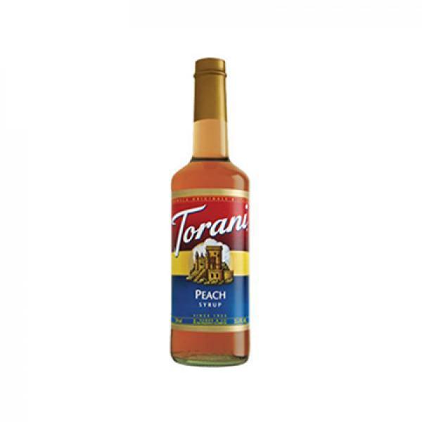 Syrup Torani Đào (Peach) 750ml