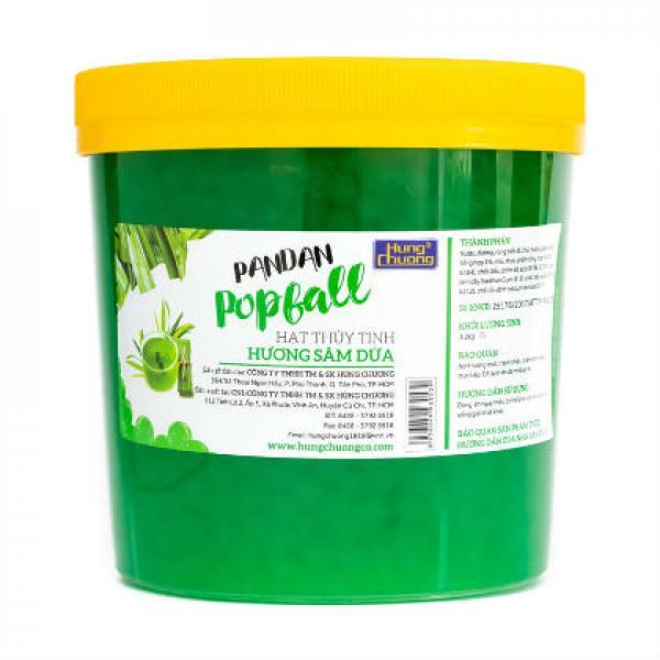 Popball Hạt Thủy Tinh Kiwi Hùng Chương 3kg2