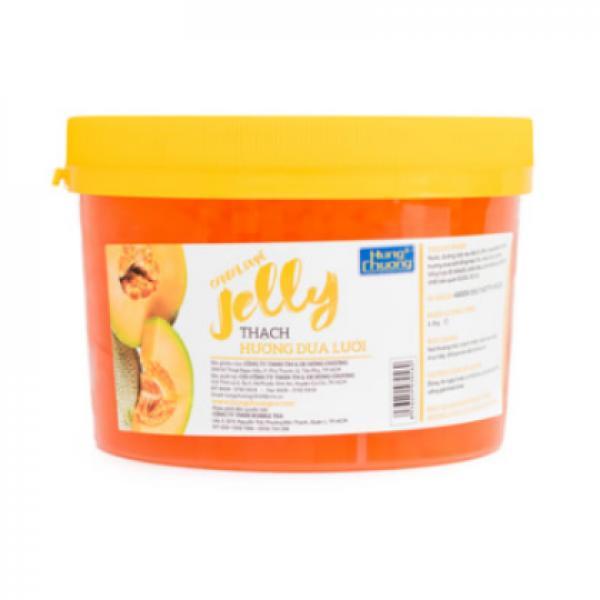Thạch Jelly Dưa Lưới Hùng Chương 2kg2