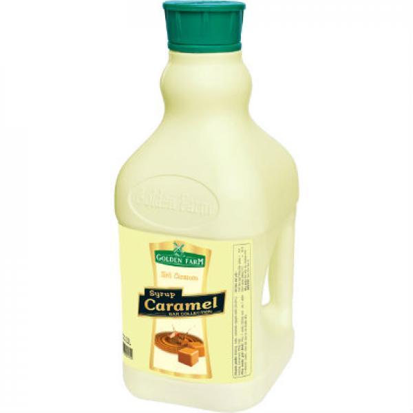 Siro Caramel Golden Farm – 2L