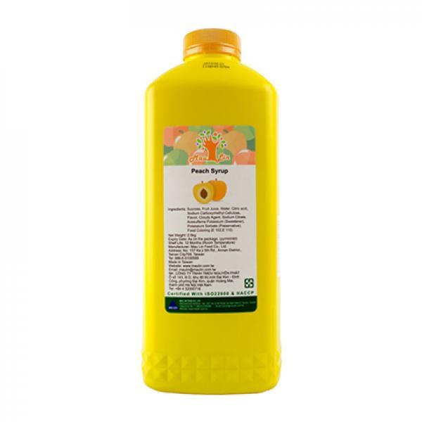 Siro Đào Maulin 2.25kg