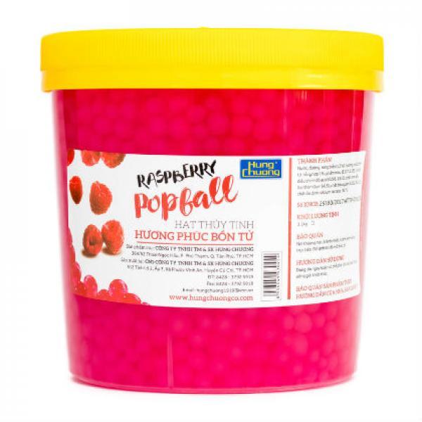Popball Hạt Thủy Tinh Phúc Bồn Tử Hùng Chương 3kg2