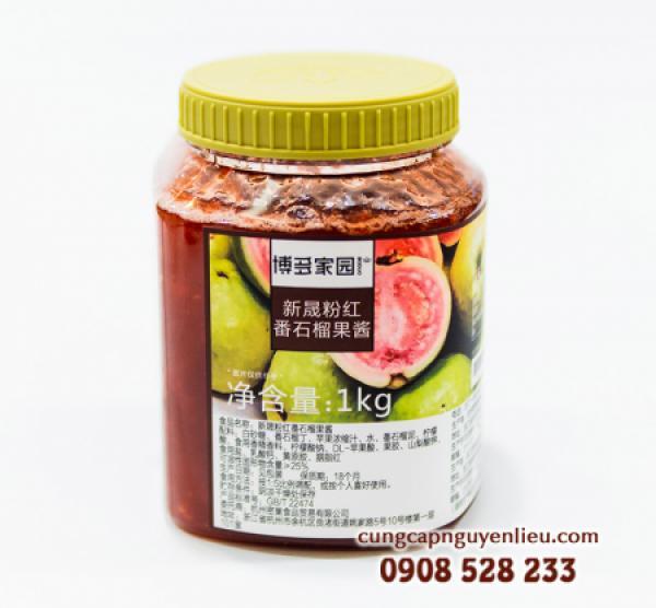 Mứt Boduo Ổi hồng (1kg)