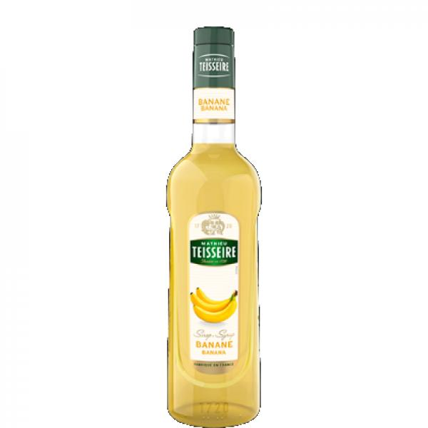 Syrup Teisseire Chuối (Banana) 70cl