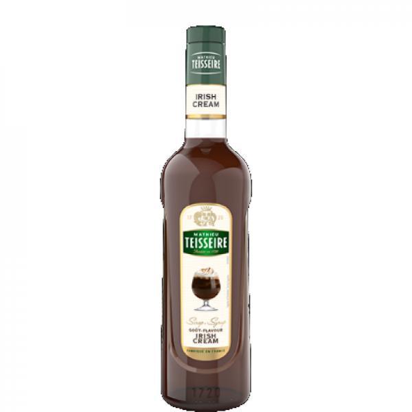 Syrup Teisseire Kem Ailen (Irish Cream) 70cl