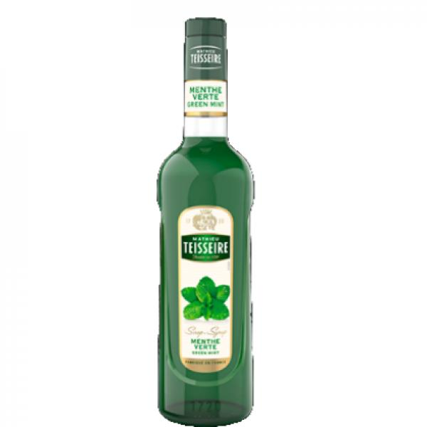 Syrup Teisseire Bạc Hà (Greenmint) 70cl